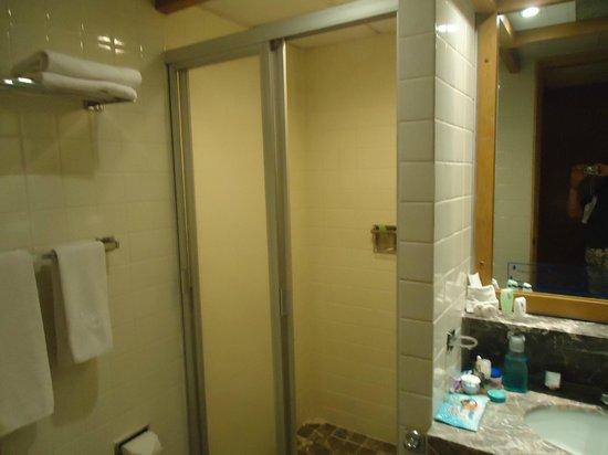 Hotel Casa Blanca Mexico City: banho moderno e prático