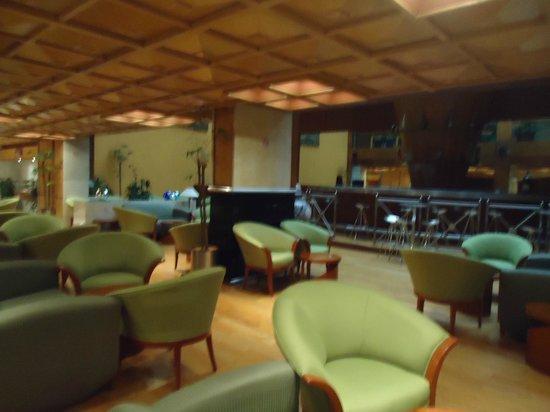 Hotel Casa Blanca Mexico City: detalhe da área social
