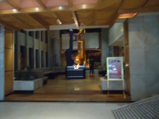 Hotel Casa Blanca Mexico City: Lobby  amplo