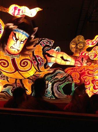 Hoshino Resorts Aomoriya: みちのく祭りや
