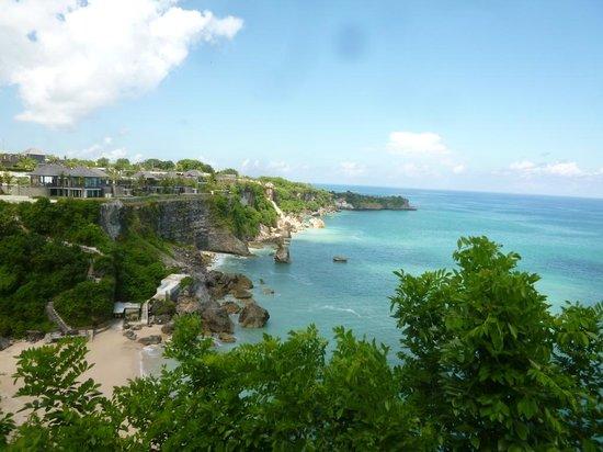 AYANA Resort and Spa : アヤナおプライベートビーチ