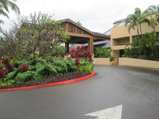 Courtyard Kaua'i at Coconut Beach: Entrance