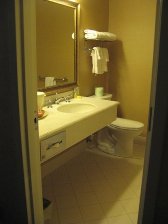 Cow Hollow Inn and Suites: Bathroom