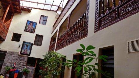 Siete Ventanas Hotel : Lobby