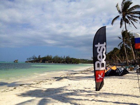 Bulabog Beach : Bulabog