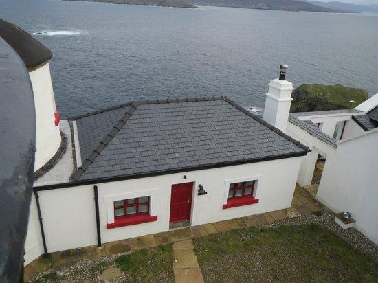 Clare Island Lighthouse: Cliff Corner