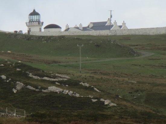 Clare Island Lighthouse: The Lighthouse