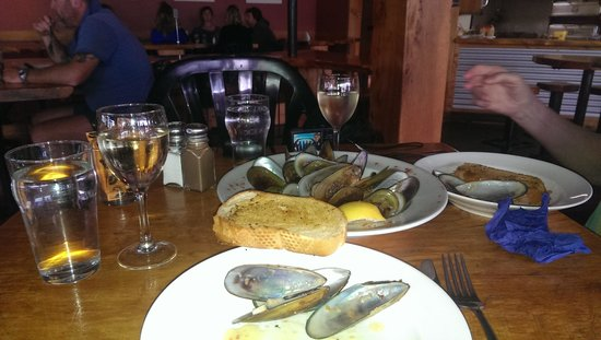 Adelphi Bar And Restaurant: Mussel