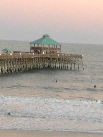 Tides Folly Beach: another pic from the baloney