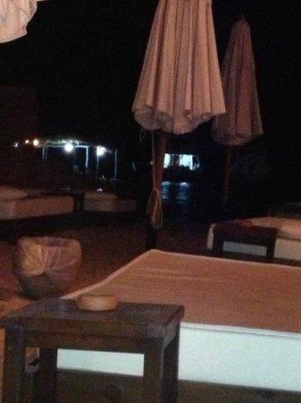 South Beach Bar & Restaurant: spiaggia