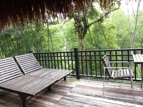 Rai Saeng Arun : Balcony