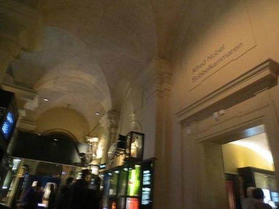The Nobel Museum : jan 2014