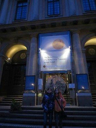 The Nobel Museum: jan 2014