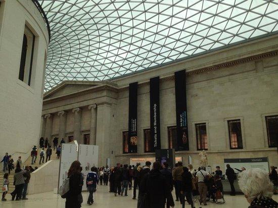 British Museum: Interior