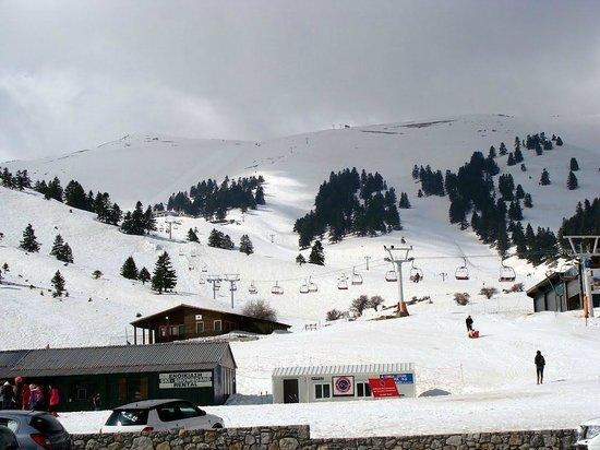 Ski Center Helmos: Kalavrita Ski center