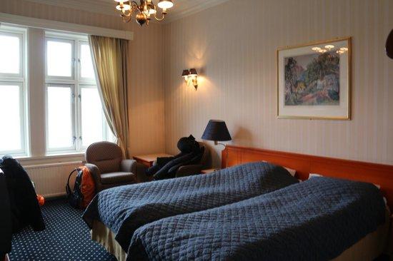 Fleischer's Hotel: Room