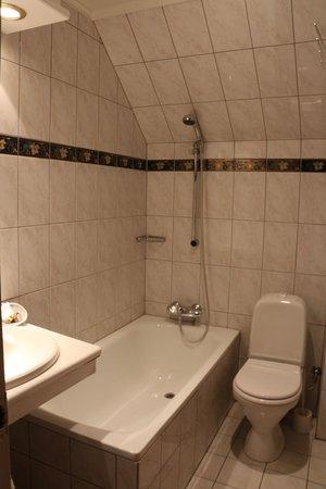 Fleischer's Hotel: Bathroom