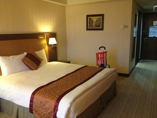 Evergreen Plaza : Room
