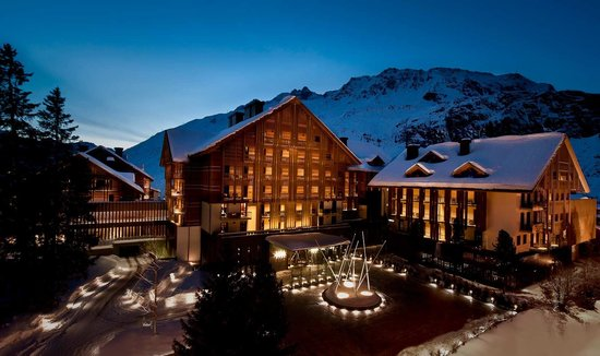 Photo of Hotel The Chedi Andermatt at Gotthardstrasse 4, Andermatt 6490, Switzerland