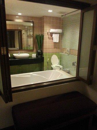RarinJinda Wellness Spa Resort: Bathroom