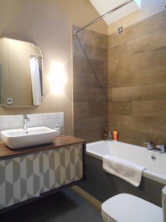 Hayeswood Lodge Boutique Bed & Breakfast: Bathroom