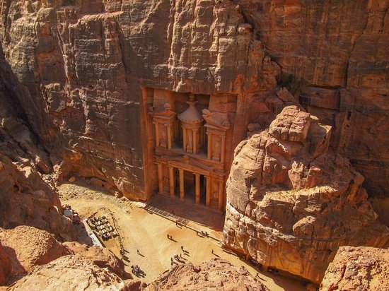 Day Tours to Petra & Jordan from Jerusalem - Jerusalem to Petra Tours