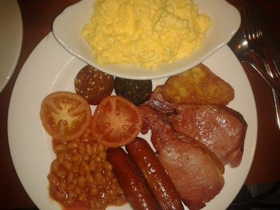Wilton Hotel Bray: Breakfast cooked to order