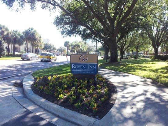 Rosen Inn at Pointe Orlando: rosen inn