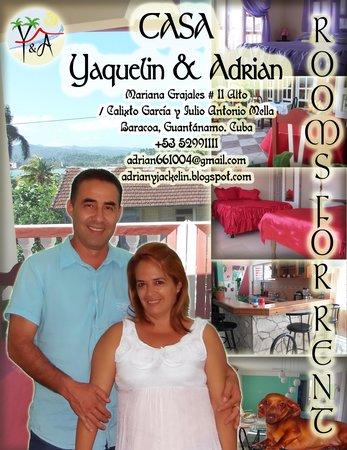 Casa Jaquelin y Adrian