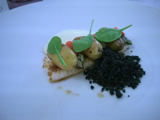 Restaurant Greuze : Hauptgang (Sole)