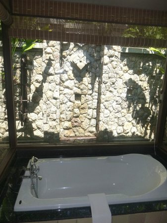 Pimalai Resort and Spa : Room outdoor shower