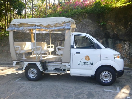 Pimalai Resort and Spa: Transport