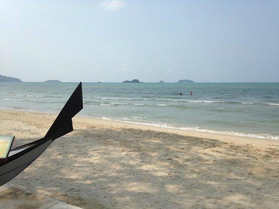 Klong Prao Resort Koh Chang: Stranden