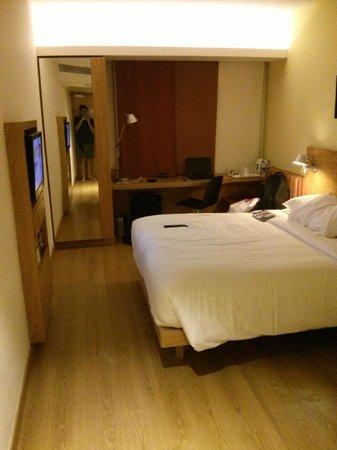 Ibis Bengaluru Techpark: View of the Room.