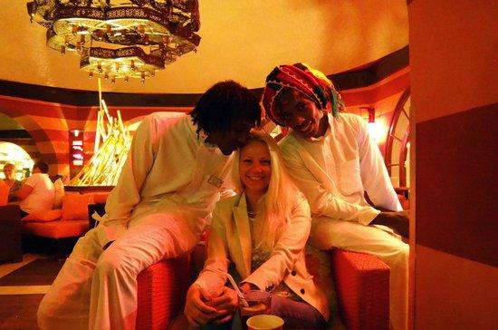 Mercure Hurghada Hotel : Marley and Samba