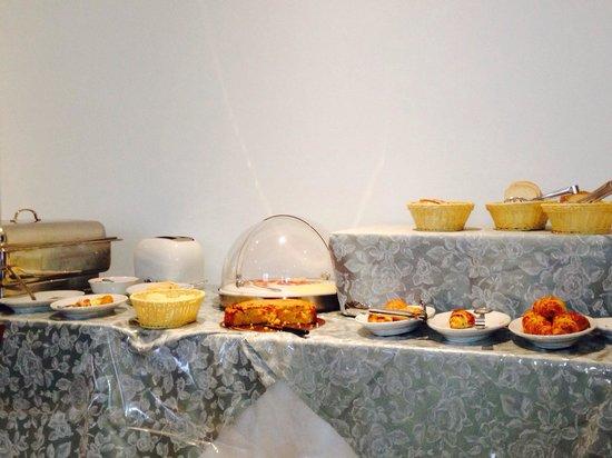 Hotel Vittoria: La colazione