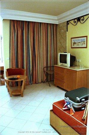 Hôtel Ras El Ain Tozeur : สะดวก สบาย