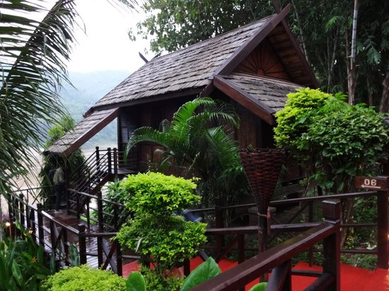 The Luang Say Lodge: Our Room