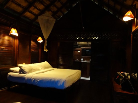 The Luang Say Lodge: Room