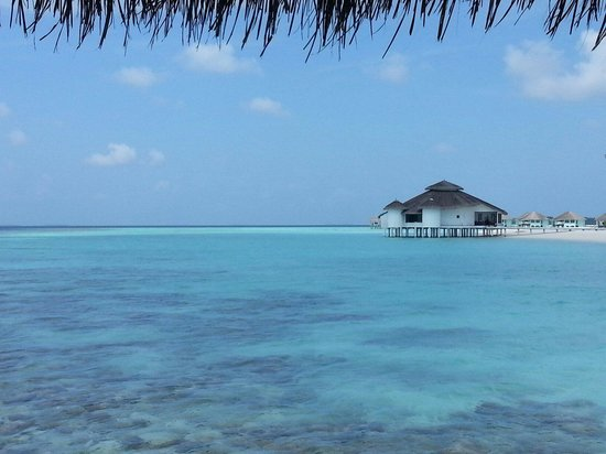 KIHAAD Maldives: La spa....