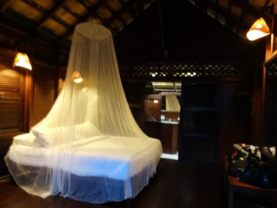 Luang Say Lodge : Dreamy Bed