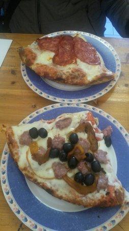 Quí e Lá pizza