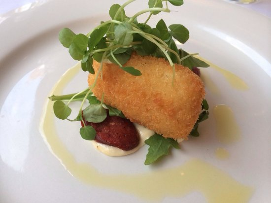 The Brantry : Smoked fish croquettes