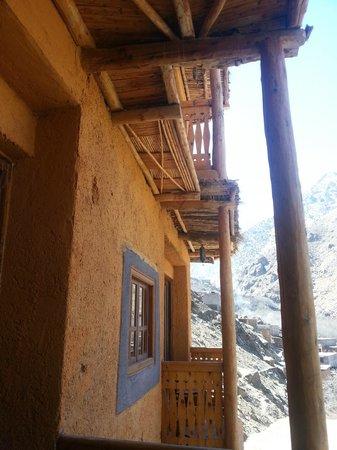 Le Village Du Toubkal : Un air de Népal