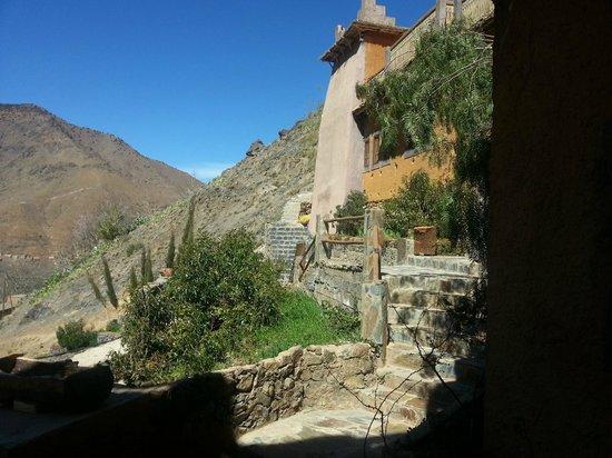 Le Village Du Toubkal : Vue de la chambre