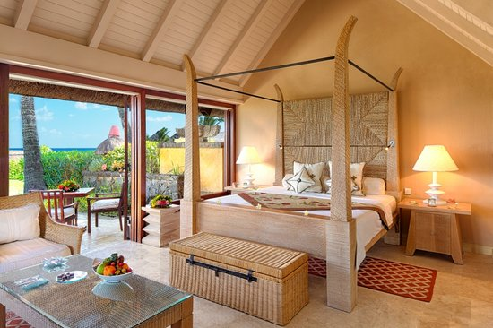 The Oberoi, Mauritius: Luxury Pavilion - Bedroom