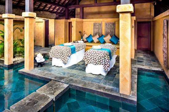 The Oberoi, Mauritius: The Oberoi Spa