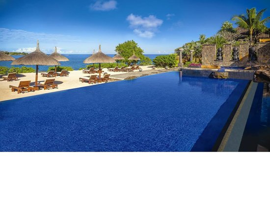 The Oberoi, Mauritius: Turtle Bay pool