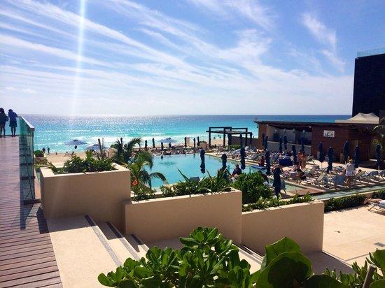 Secrets The Vine Cancun: View