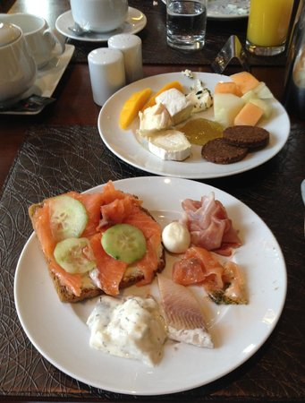 The Westin Grand Berlin: Breakfast buffet